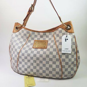 Auth Louis Vuitton Galliera Pm Shoulder #7307L58B